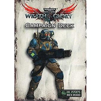 Οργή & τράπουλα δόξα καμπάνια (55-κάρτα deck) Warhammer 40000 παιχνίδι ρόλων