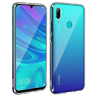 Huawei P Smart 2019/Honor 10 Lite Silicone Case + Tempered Glass Film 4Smarts