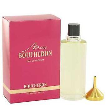 Miss Boucheron Por Boucheron Eau De Parfum Spray Refill 1.7 Oz (mujeres) V728-459226