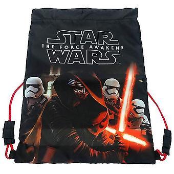 Star Wars Drawstring Trainer Tasche