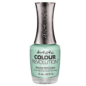 Artistic Colour Revolution Professional Reactive Hybrid Nail Lacquers - Charming 15ml (2303111)