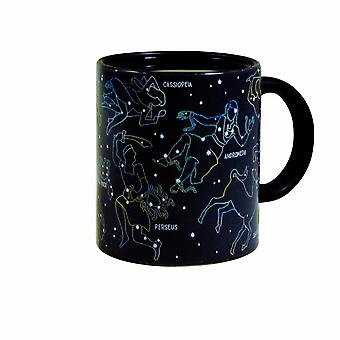 Mug - UPG - Constellation - Constellations Magically Appear New Coffee Cup 2762