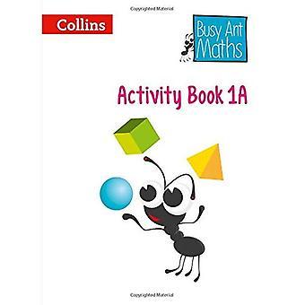 Europese editie van de drukke Ant wiskunde - activiteit boek 1A