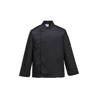 Portwest cross-over chefs jacket c730