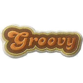Patch - 60's Retro - Groovy Icon-On p-dsx-4736
