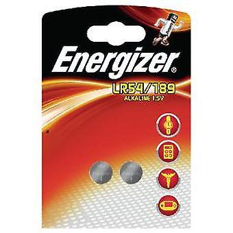 Energizer Alkaline battery LR54 1.5 V Battery 2-Blister (DIY , Electricity)