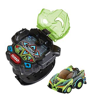 Vtech Turbo Force Racers remote control jucărie masina verde