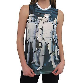 Star Wars Trooper Group Women's Tank Top