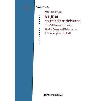 Wettbewerbskonzept Fur Die Energieeffizienz und Solarenergiewirtschaft by Hennicke & Peter