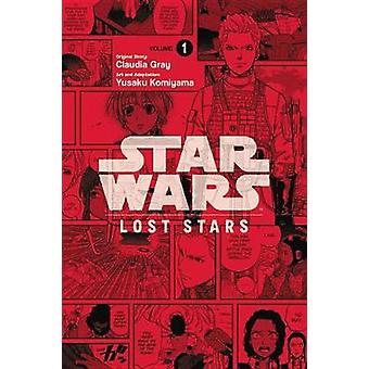 Star Wars Lost Stars - Vol. 1 (Manga) by Claudia Gray - 9781975326531