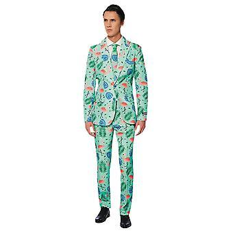 Men Tropical Costume