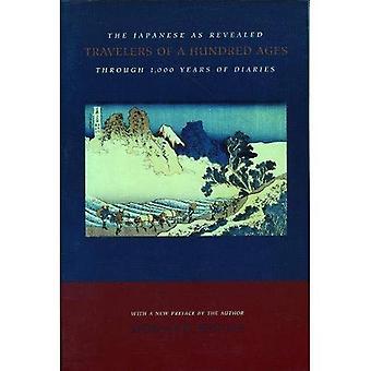 Reisende i hundre aldre: japanske som avdekket gjennom 1000 år av dagbøker