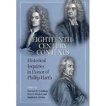 Sjuttonhundratalets sammanhang - historiska utredningar för att hedra Phillip