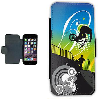 iPhone 7/8 wallet case cover picture wallet Shell Street BMX