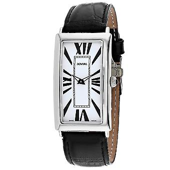 Jovial Men's Classic White Dial Watch - 08036-MSL-01