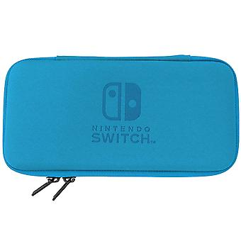 HORI Officially Licensed - Slim Tough Pouch (Blue) Nintendo Switch Lite