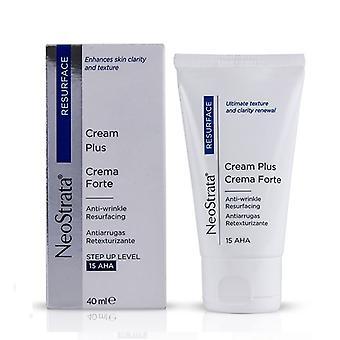 Neostrata Resurface Cream Forte / Plus 15 Aha 40 Ml