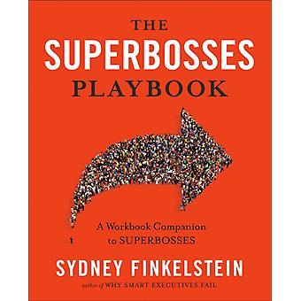 Super bazen Playbook door Sydney Finkelstein
