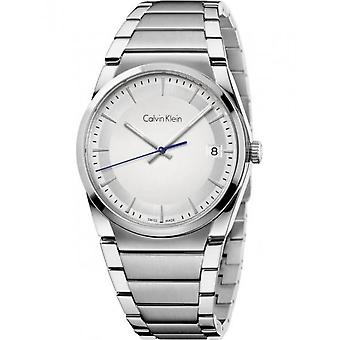 Calvin Klein - Accessories - Watches - K6K31146 - Men - Silver