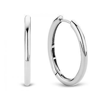 Øreringe Ti Sento 7789SI - øreringe Cr oles oval sølv