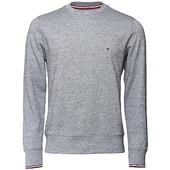 Tommy Hilfiger Crew Neck Mouliné tröja