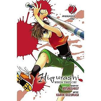 Higurashi When They Cry Atonement Arc Vol. 2 by Ryukishi07