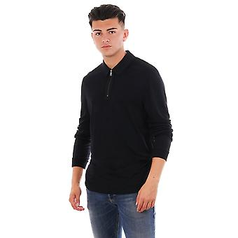 Ted Baker mens Mytype lange mouw Polo