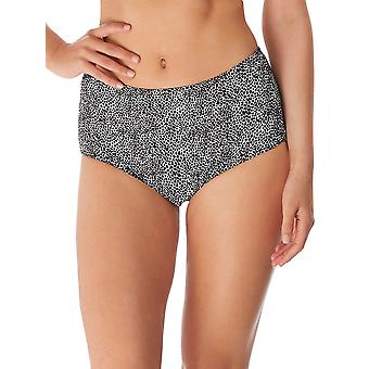 Run Wild High Waist Bikini Brief