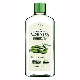 Esfolio Soothing Essence Toner Aloe Vera 13.52oz / 400ml
