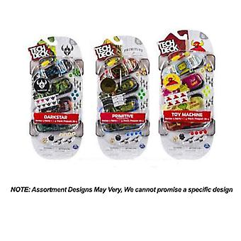 Tech Deck 6028815 Multi-Pack Set (style picked at random)