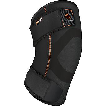 Shock Doctor Knee Compression Wrap - Black