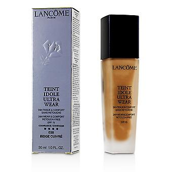 Lancome Teint Idole Ultra Wear 24h Wear & Comfort Foundation Spf 15 - # 038 Beige Cuivre - 30ml/1oz