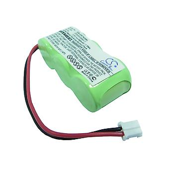 Batterij voor Oregon Scientific 25AAH3BMX-2 CUSTOM-178 STR918 STR928 STR938 STR968