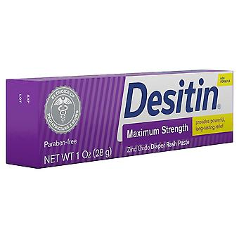 Desitin maximum strength original paste, 1 oz