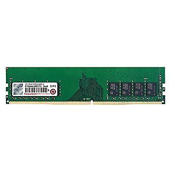 Transcend TS512MLH64V4H Memory 4 GB DDR4 2400 MHz U-DIMM 1RX8 1.2 V
