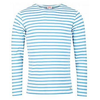 Armor Lux Long Sleeved Striped T-Shirt