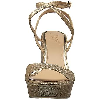 Badgley Mischka Jewel Women's Ambrosia Wedge Sandal