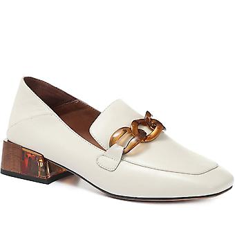 Staccato Lucille Leather Snaffle Loafer
