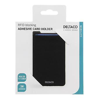 Portacarte Deltaco Universal per telefoni cellulari RFID