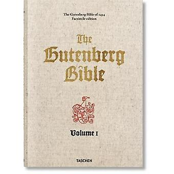 The Gutenberg Bible by Stephan Fussel - 9783836562218 Book