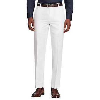 Brooks Brothers Men's Linen & Cotton Chinos Pants