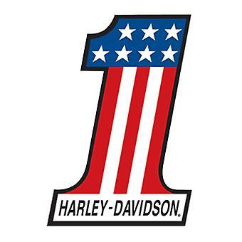 Harley Davidson Die cut präglade tenn Sign