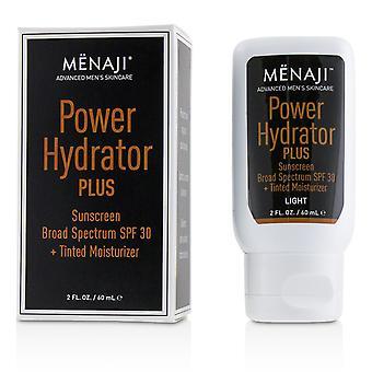 Power hydrator plus sunscreen broad spectrum spf 30 + tinted moisturizer (light) 227312 60ml/2oz