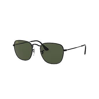 Ray-Ban Frank RB3857 9199/31 Black/Green Sunglasses