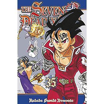 The Seven Deadly Sins 35 by Nakaba Suzuki - 9781632368737 Book