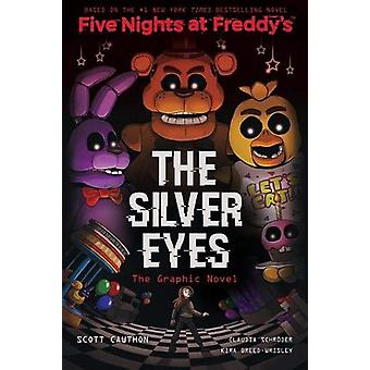 The Silver Eyes Graphic Novel by Scott Cawthon - 9781407198460 Book