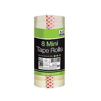 Anker Mini Tape Rolls (Pack of 8)