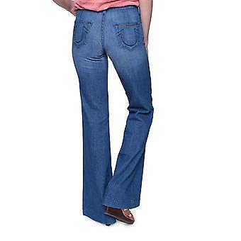 True Religion Jeans Pants Boyfriend CORINNE HI-RISE Wash NSM NEW