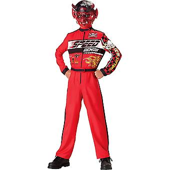 Speed Monster Child Costume