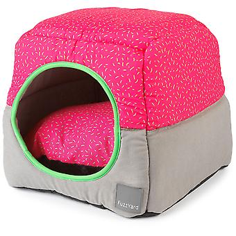 FuzzYard Cama de Cubo Juicy (Cats , Bedding , Beds)